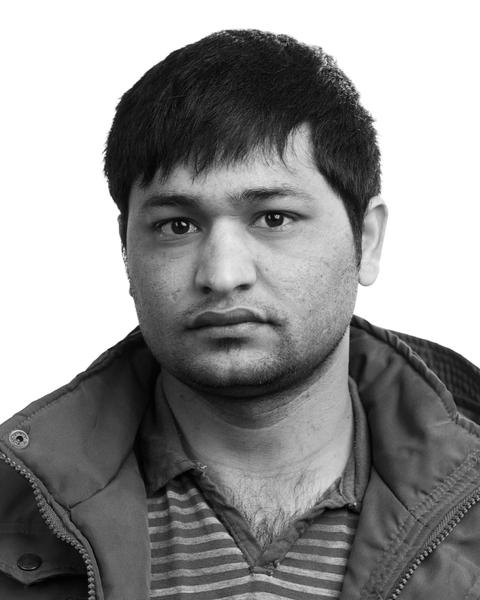 Imran - 22 Jahre